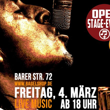 Open Stage - Event 3