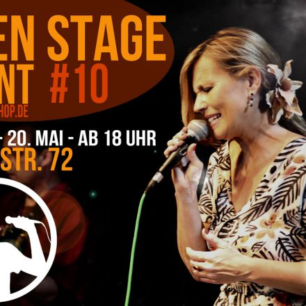 Open Stage - Event 7