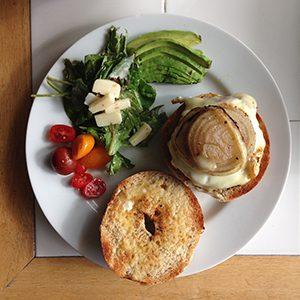 Bagel Vegetarian