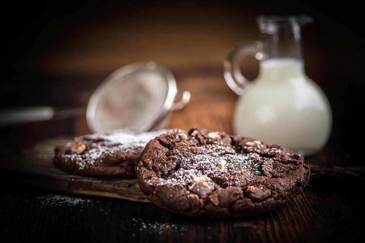 Chocolate Cookie im Bagelshop